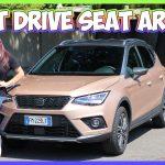seat arona test drive
