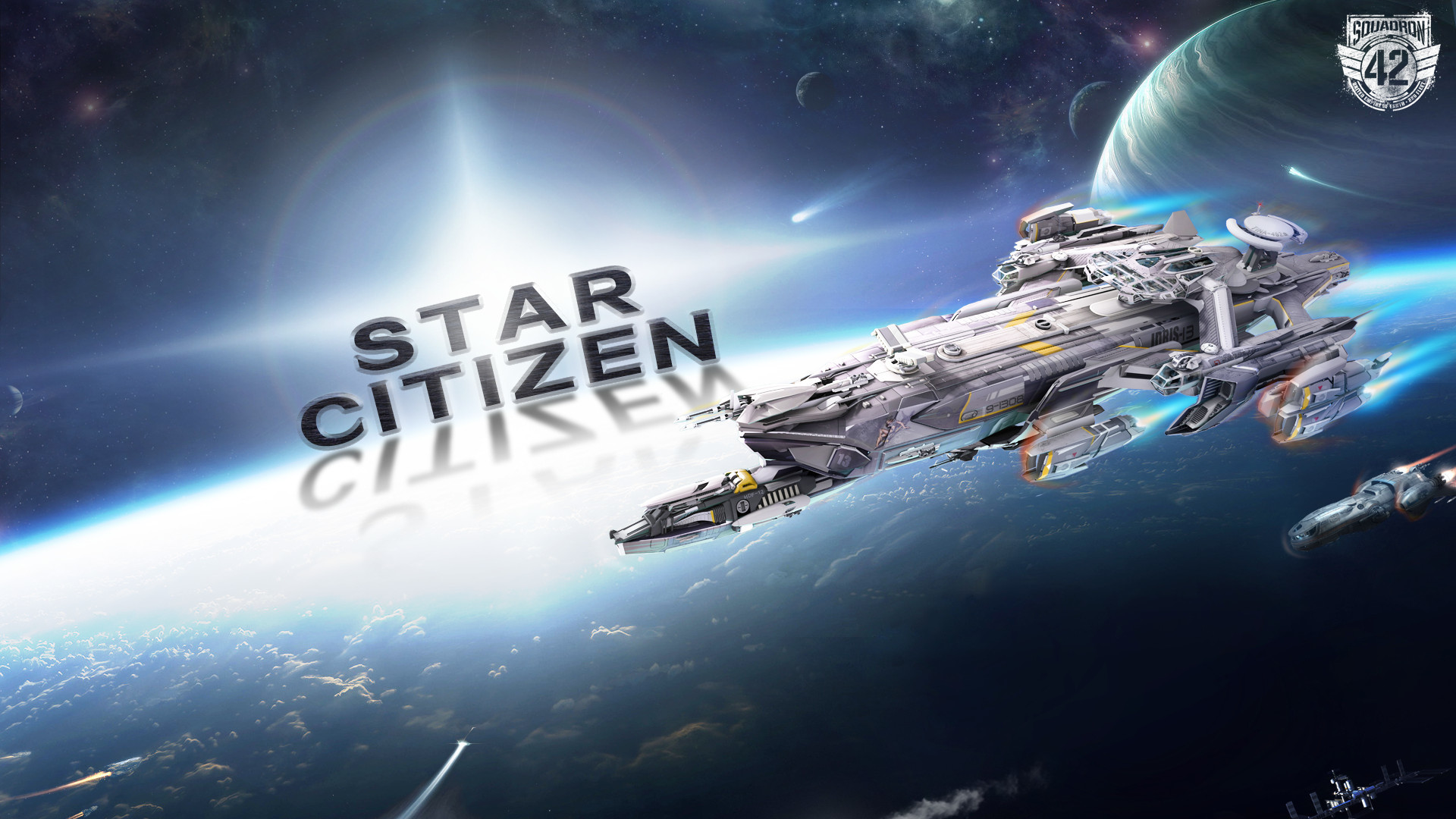 Star Citizen: nuovo trailer per la modalità single-player thumbnail