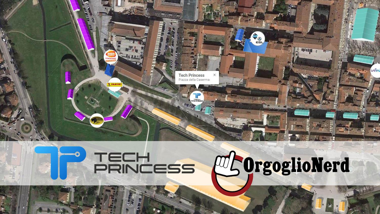Lucca Comics and Games: il programma completo degli appuntamenti alla Tech Princess Arena thumbnail