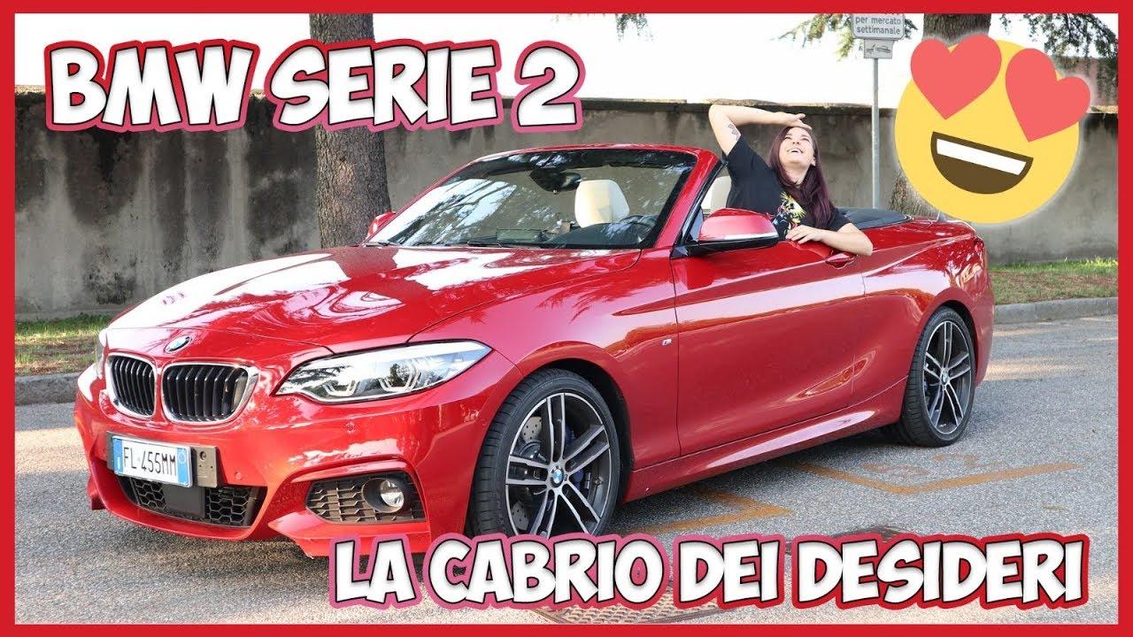 Test drive BMW Serie 2 Cabrio: un'auto dal gusto classico ma non per tutte le tasche thumbnail