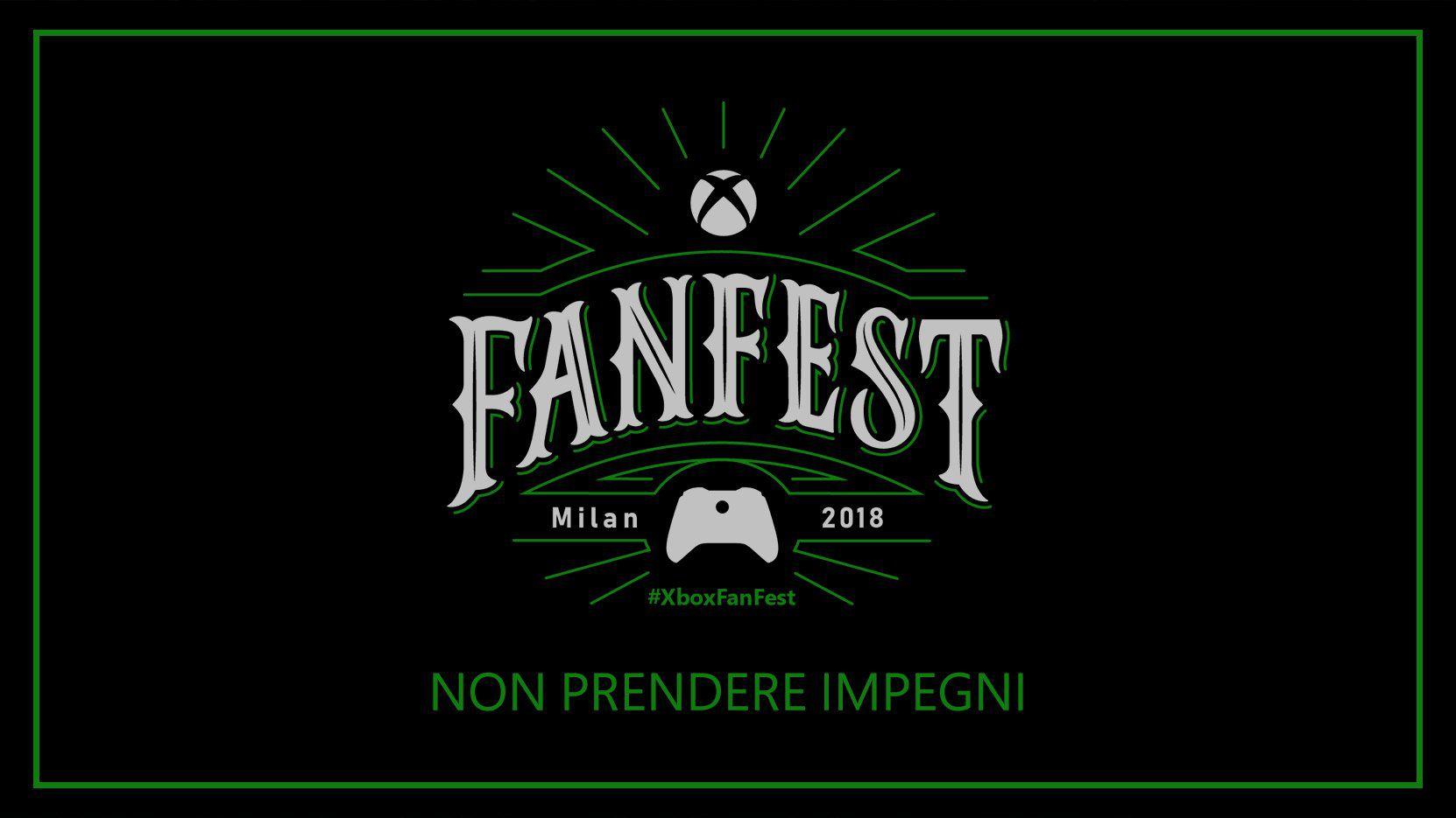 Xbox FanFest per la prima volta in Italia thumbnail