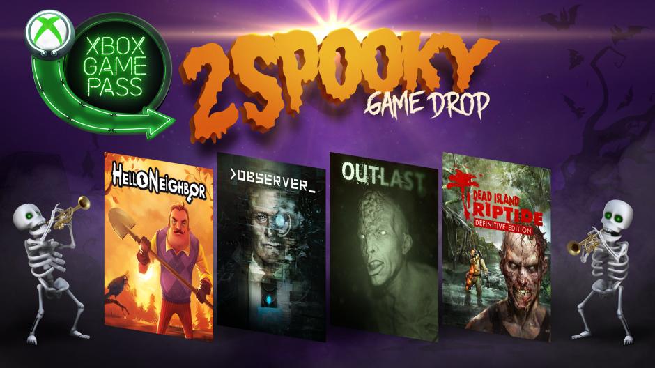 Xbox Game Pass si arricchisce di 4 nuovi titoli per celebrare Halloween thumbnail