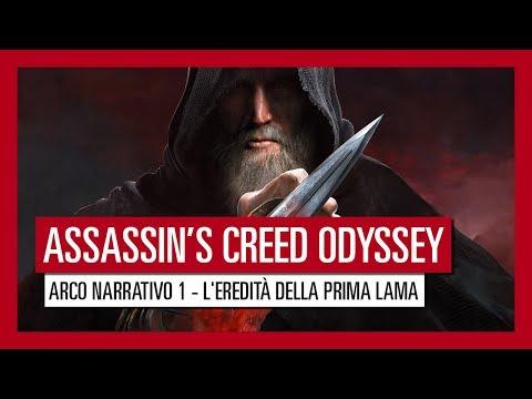 Assassin's Creed Odyssey: il primo episodio de L'Eredità della Prima Lama arriverà la prossima settimana thumbnail