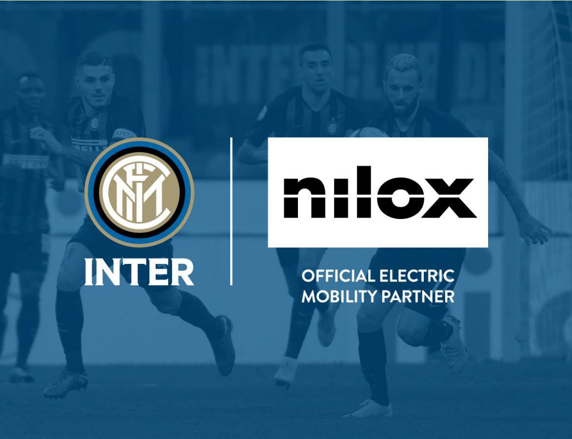 Nilox: sponsor ufficiale nella mobilità elettrica per FC Inter thumbnail