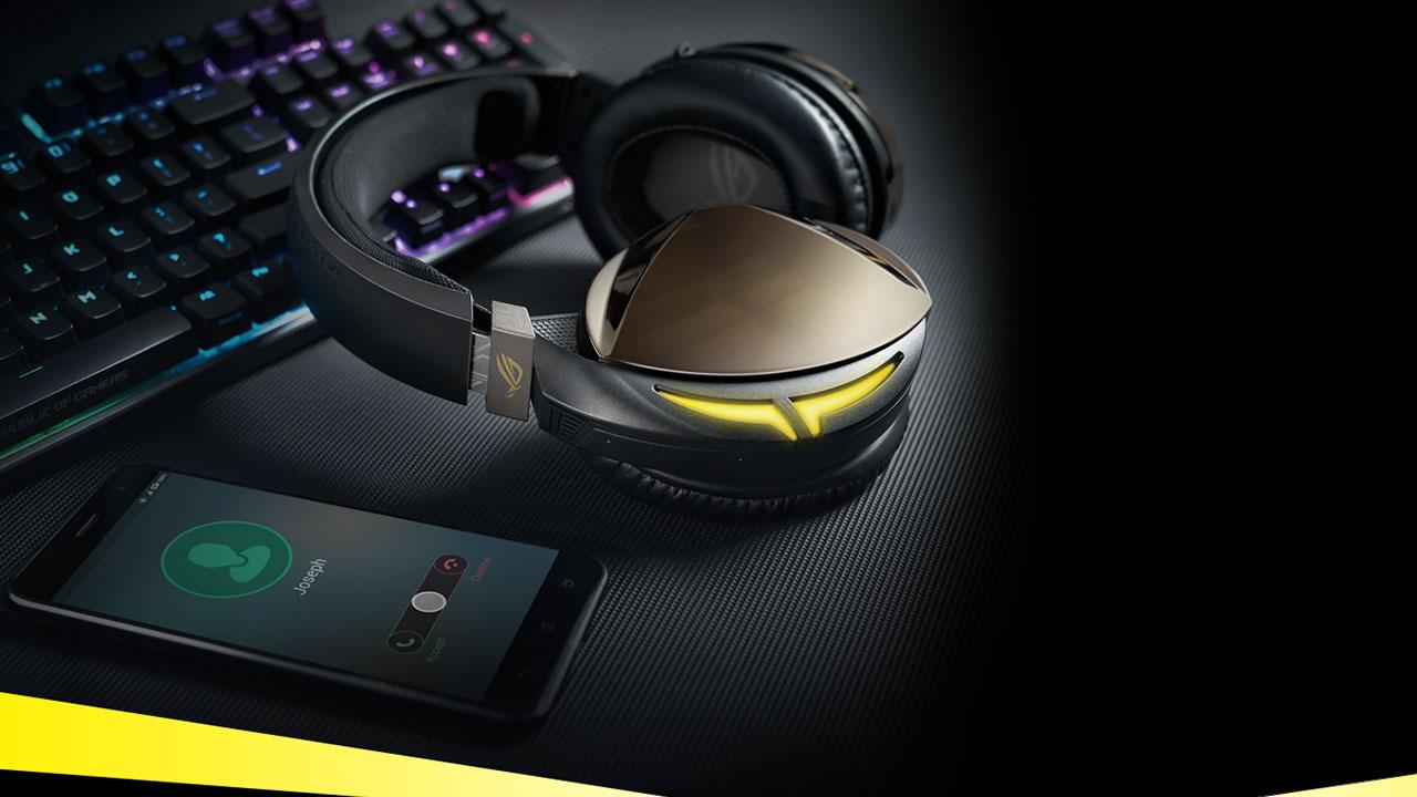 Asus presente le cuffie ROG Strix Fusion 700 e ROG Strix Fusion Wireless thumbnail