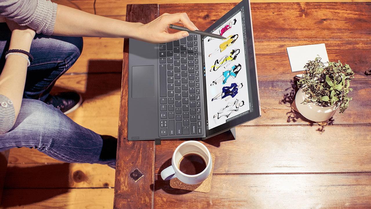 Lenovo Miix 630: un nuovo 2-in-1 sbarca sul mercato italiano thumbnail