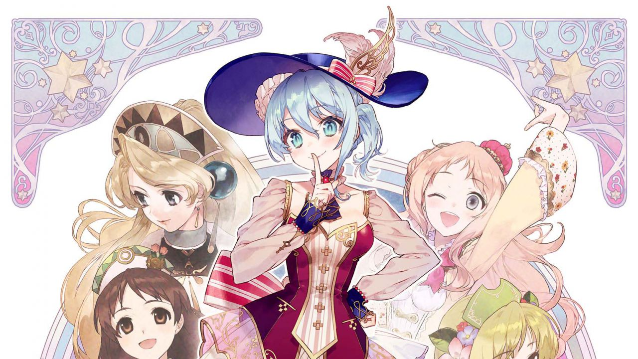 Nelke and The Legendary Alchemists, svelata la data d'uscita thumbnail