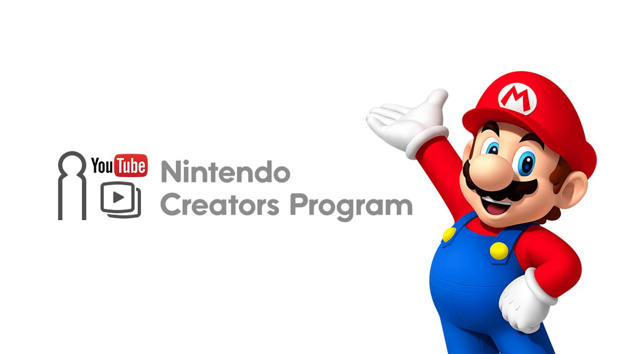 Nintendo Creators Program chiude i battenti thumbnail