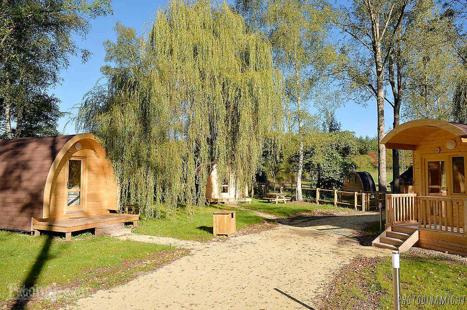 Vacanze: 8 campeggi dove rilassarsi per il ponte dell'Immacolata thumbnail