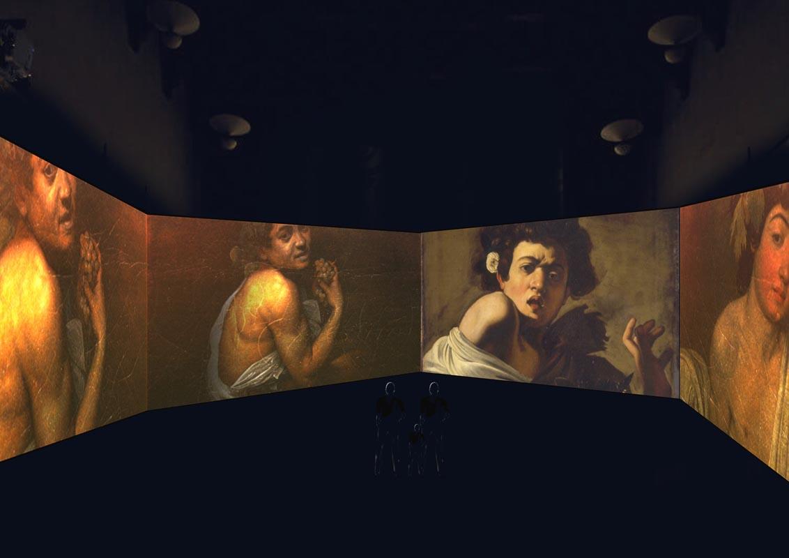 Caravaggio - Oltre la Tela: disponibile al Museo della Permanente di Milano thumbnail