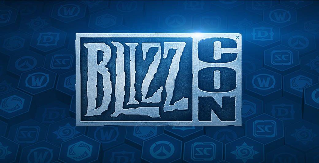 Blizzcon 2019 logo