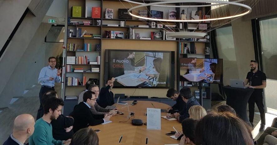 office 365 smart breakfast microsoft