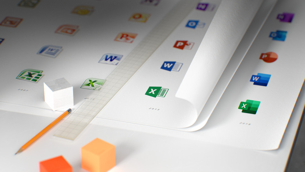 Microsoft Office Icone