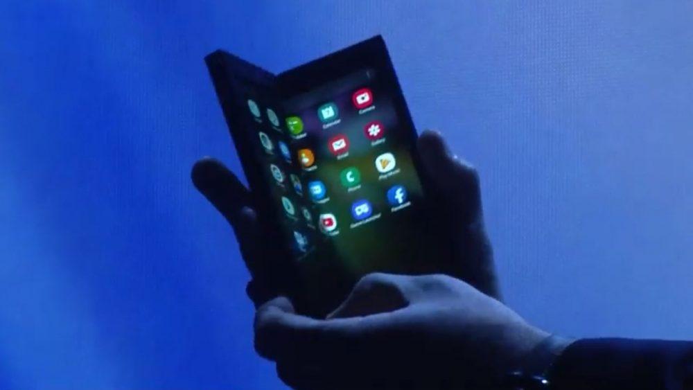 Samsung Infinity Flex: finalmente svelato lo smartphone pieghevole thumbnail
