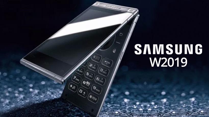 Samsung W2019: video inedito e data di uscita thumbnail