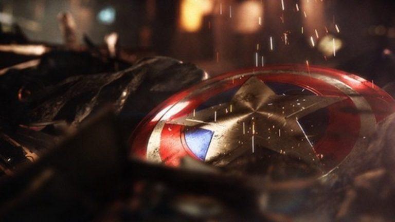 Avengers videogame