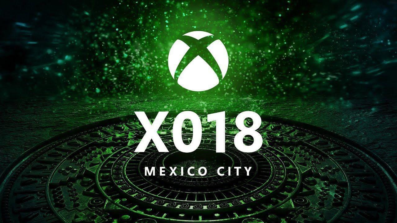 Xbox X018: tutte le novità dell'evento di Città del Messico thumbnail