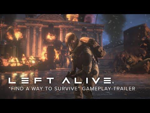 Left Alive: Square Enix rivela nuovi dettagli su gameplay e meccaniche thumbnail