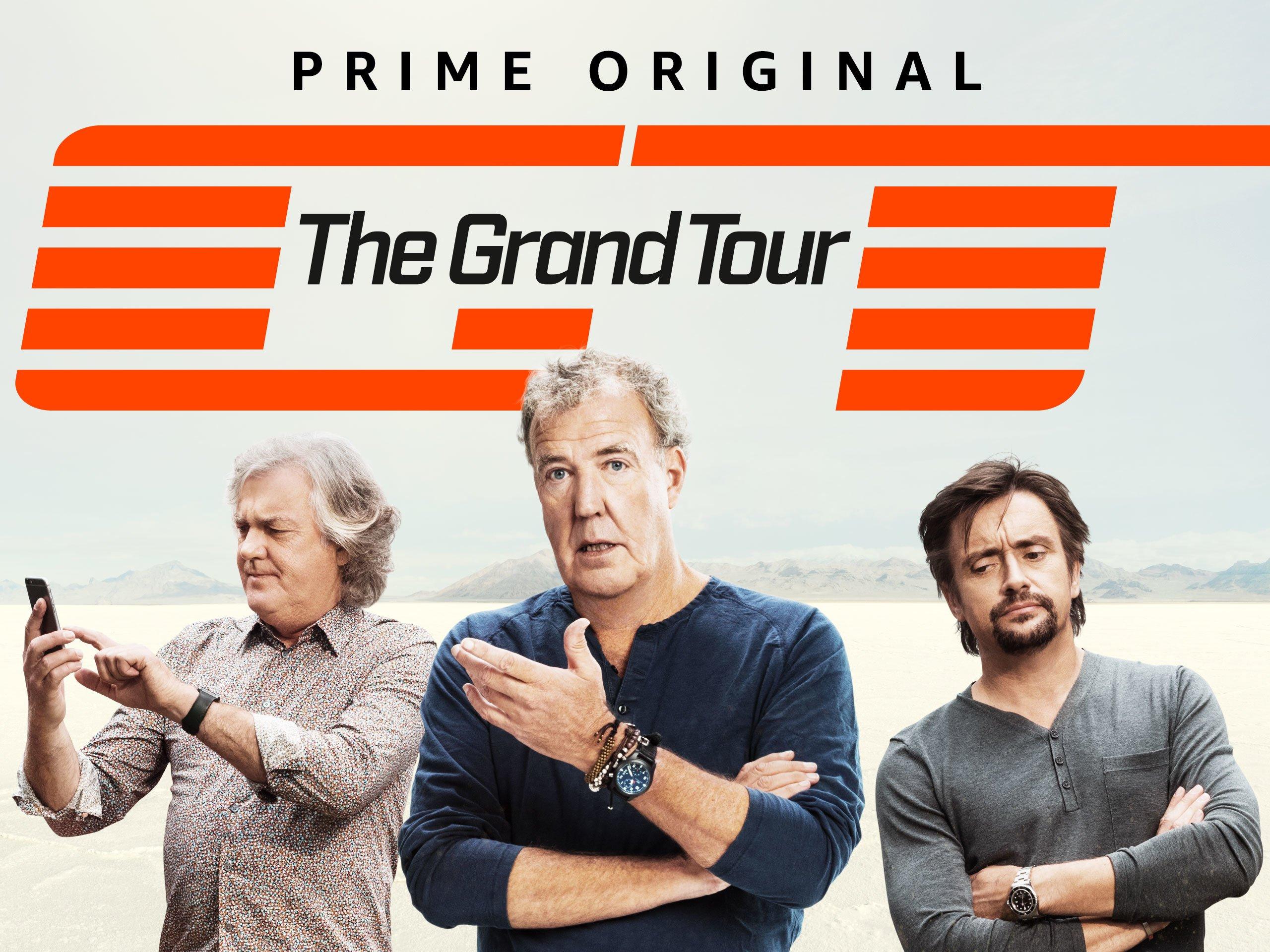 "The Grand Tour Stagione 4, Jeremy Clarkson: ""Marvel sarà gelosa del nostro budget"" thumbnail"