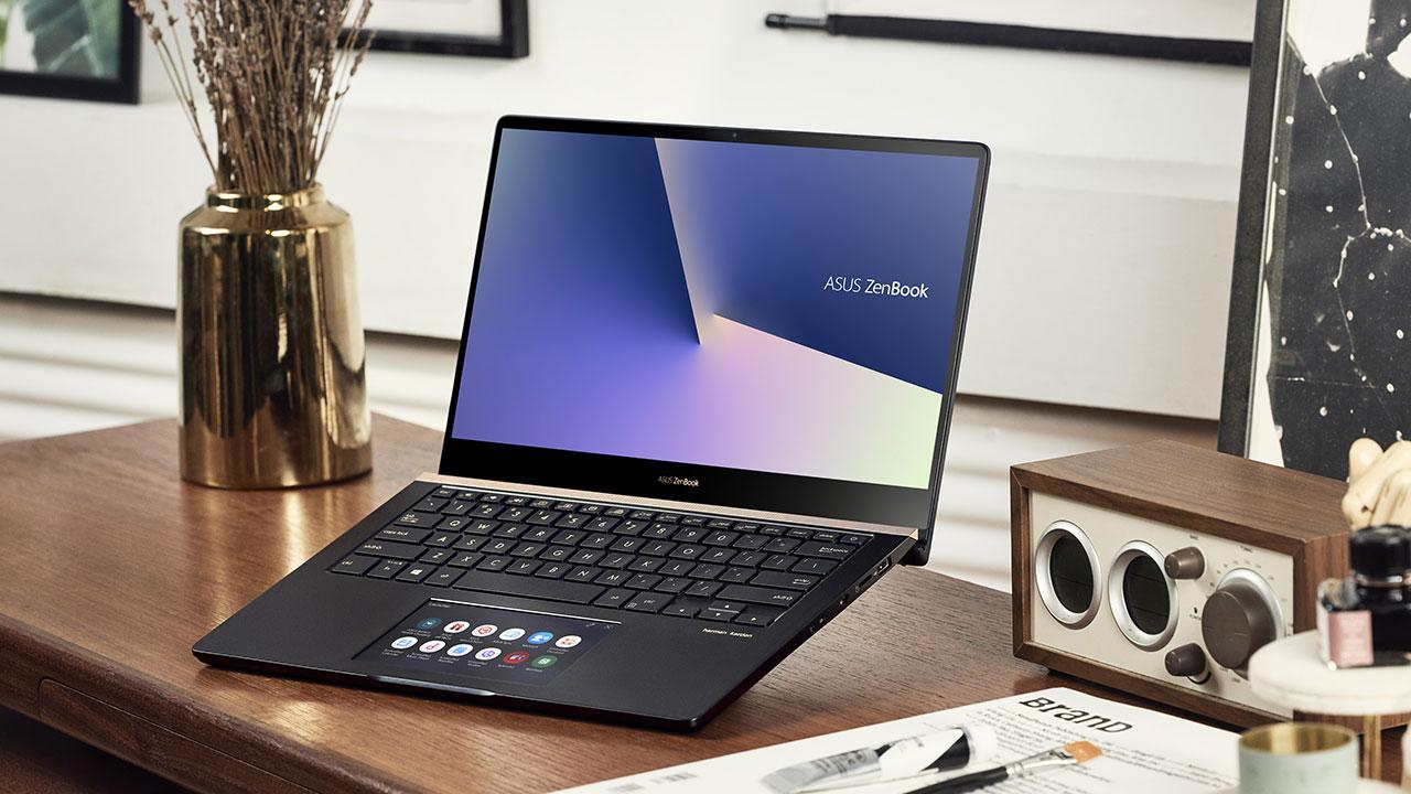 Asus ZenBook Pro 14 UX480: è arrivato in Italia il notebook con tecnologia ScreenPad thumbnail