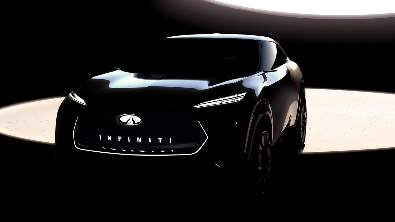 Infiniti: al NAIAS di Detroit una concept car rivoluzionaria thumbnail