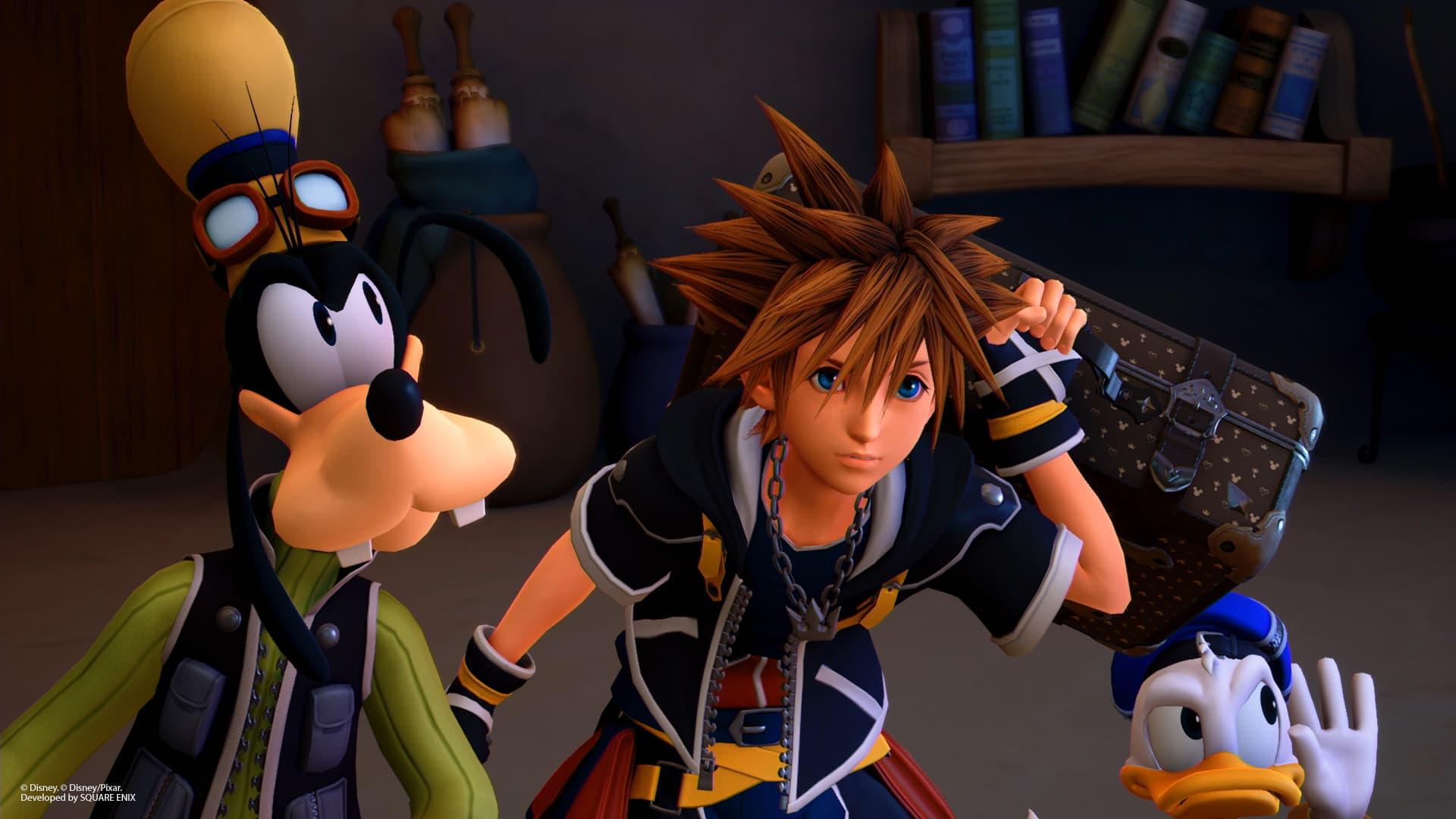 Kingdom Hearts III: annunciato il primo DLC a pagamento RE:Mind thumbnail