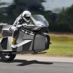 Kirby moto volante