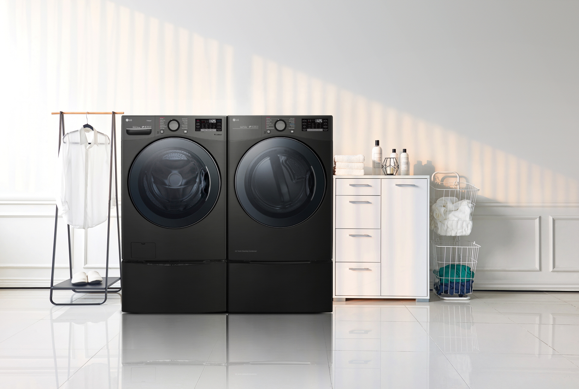 LG TWINWash ridefinisce gli standard di lavaggio a CES 2019 thumbnail