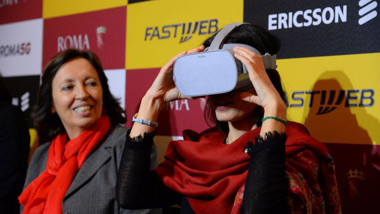 #Roma5G: la prima applicazione su rete 5G conquista la Capitale thumbnail