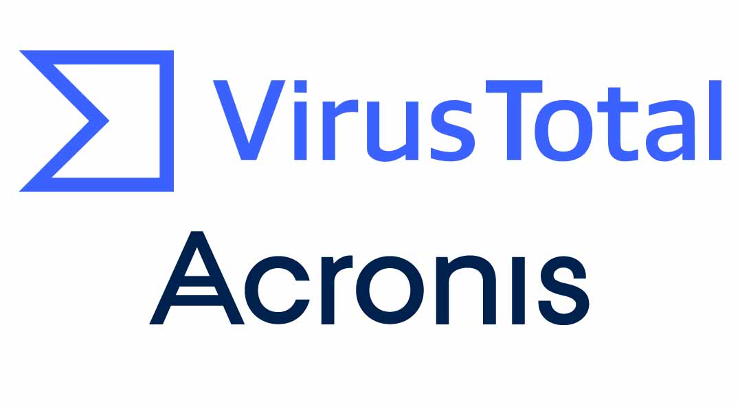 Annunciata una partnership tra Acronis e VirusTotal di Google thumbnail