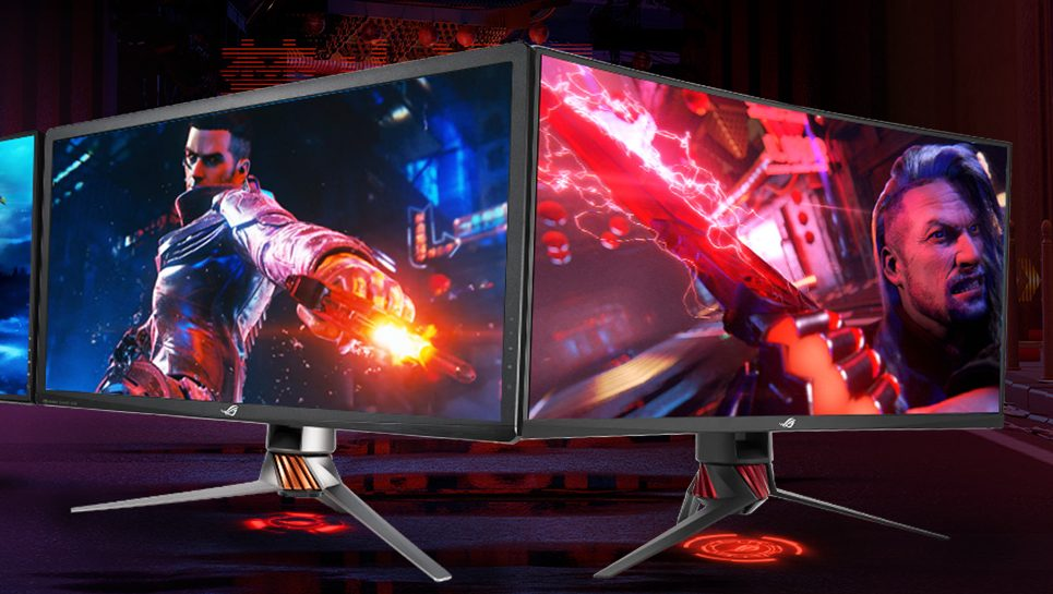 ASUS Republic of Gamers si conferma leader nei monitor gaming thumbnail