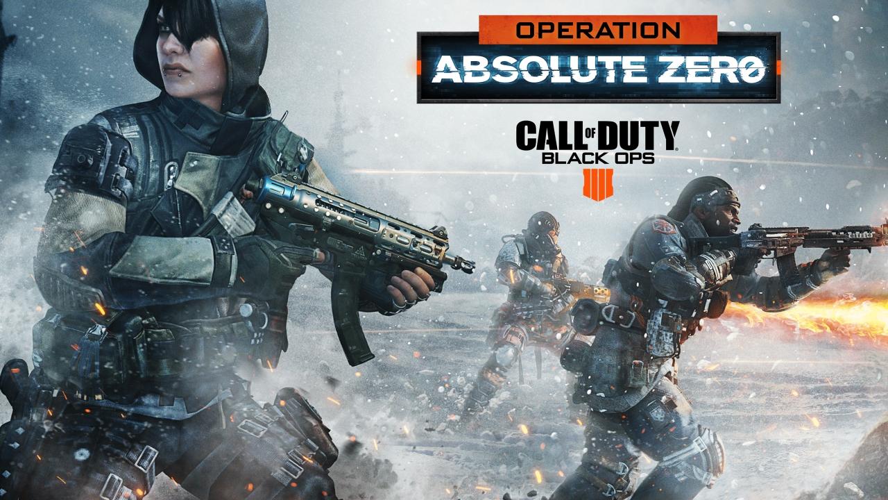 Call of Duty: Black Ops 4, tutte le novità dell'Operazione Zero Assoluto thumbnail