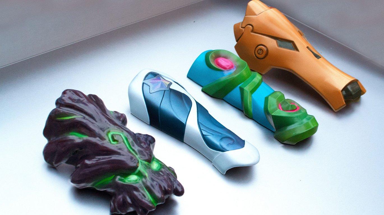 League of Legend e protesi Limbitless: una soluzione più accettabile per i bambini thumbnail