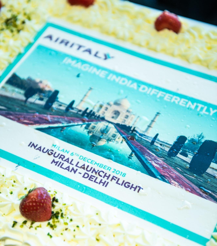 Air Italy inaugura il volo Milano-Delhi thumbnail
