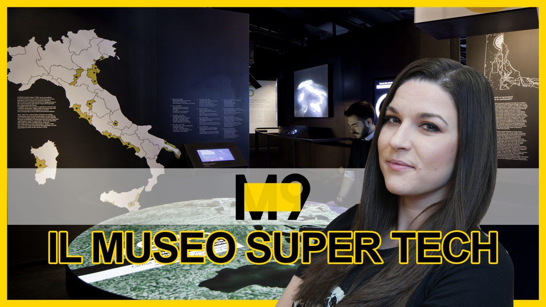 Tour del museo M9 Mestre: il '900 non è mai stato così interattivo e tecnologico thumbnail