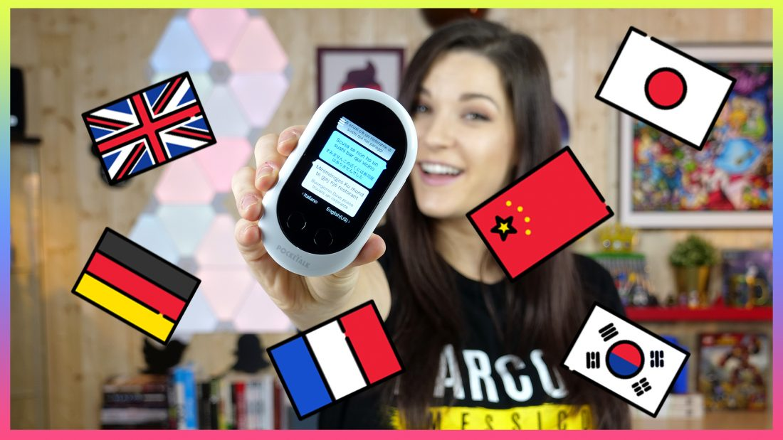 Pocketalk recensione: com'è il traduttore portatile che parla 74 lingue thumbnail