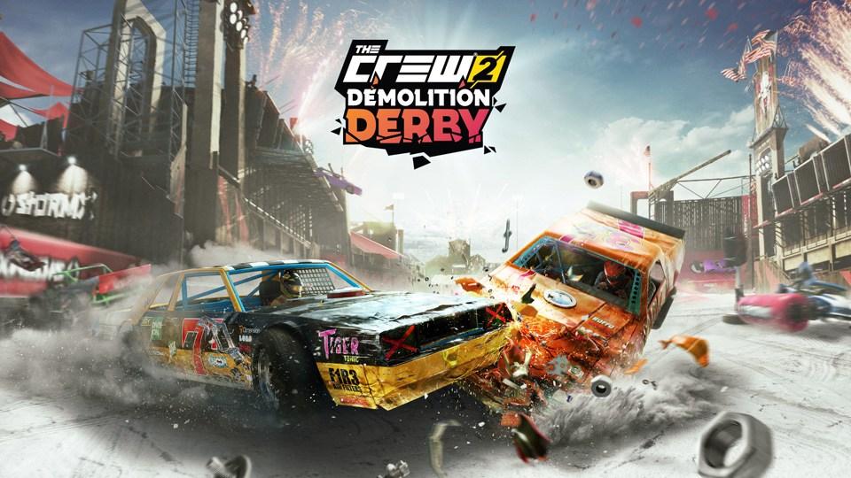 demolition derby ubisoft the crew 2