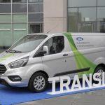 ford transit hybrid custom plug-in