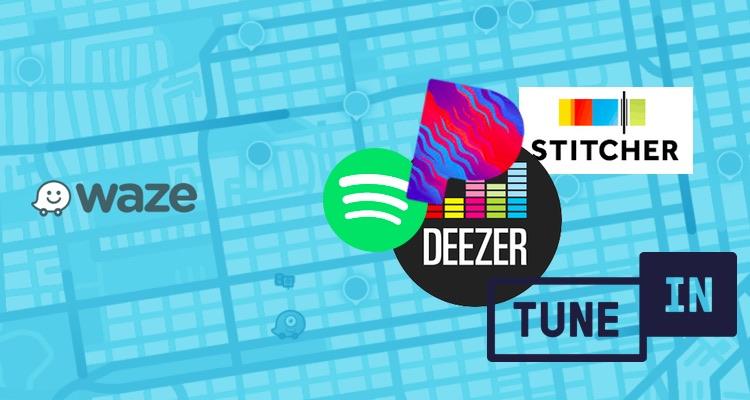 Waze: adesso consente di ascoltare musica in streaming da Pandora su IOS thumbnail