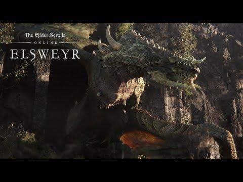 The Elder Scrolls Online: draghi, un nuovo capitolo e tante novità nel 2019 thumbnail