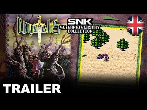 SNK 40th Anniversary Collection: disponibile il trailer thumbnail