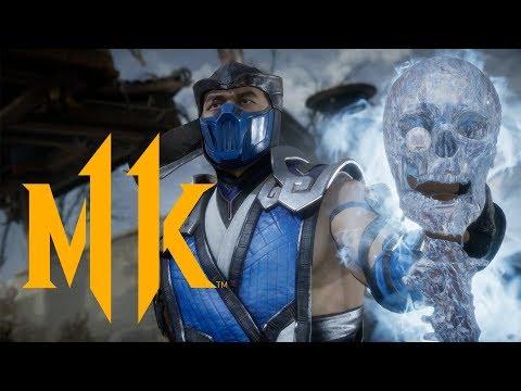 Mortal Kombat 11: nuovi video del gameplay e della trama thumbnail