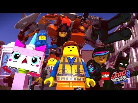 The LEGO Movie 2 Videogame: arriva il trailer ufficiale del gioco thumbnail