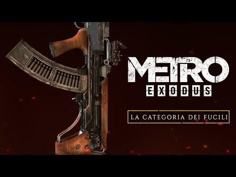 Metro Exodus: un nuovo trailer sui Fucili a Canna thumbnail