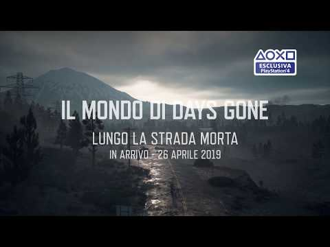 Days Gone: scopriamo la struttura open world a bordo di una moto thumbnail