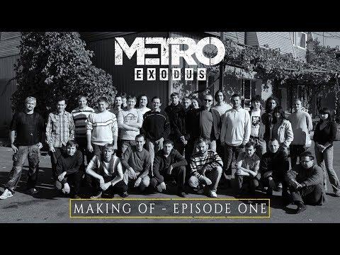 """""""Making of Metro Exodus"""": uscito il primo episodio dei dietro le quinte del gioco thumbnail"""