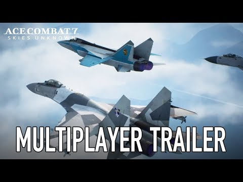 Ace Combat 7: Skies Unknown - Annunciata la modalità multiplayer thumbnail