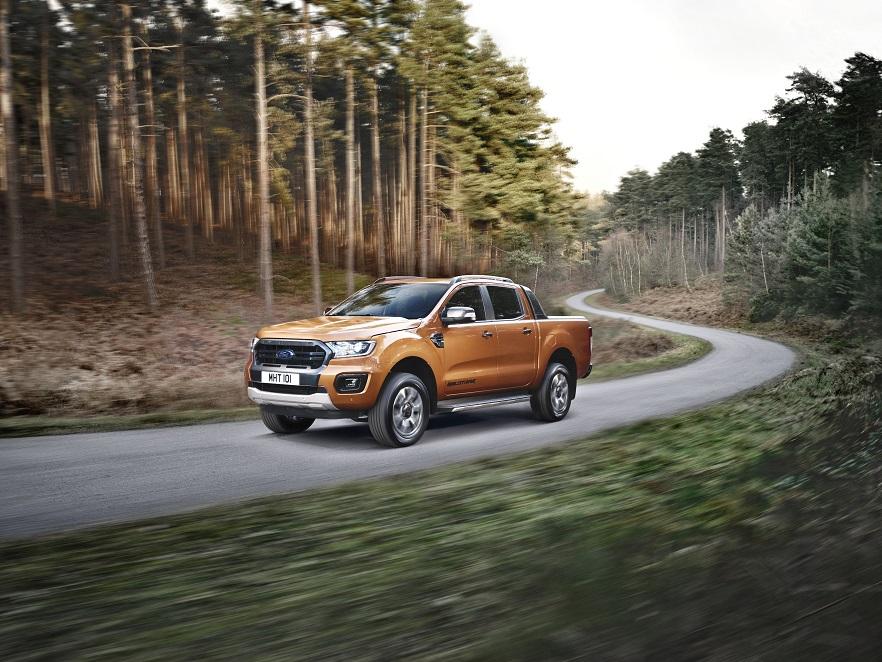 Ford Ranger: presentata la nuova generazione dell'amato pick-up thumbnail