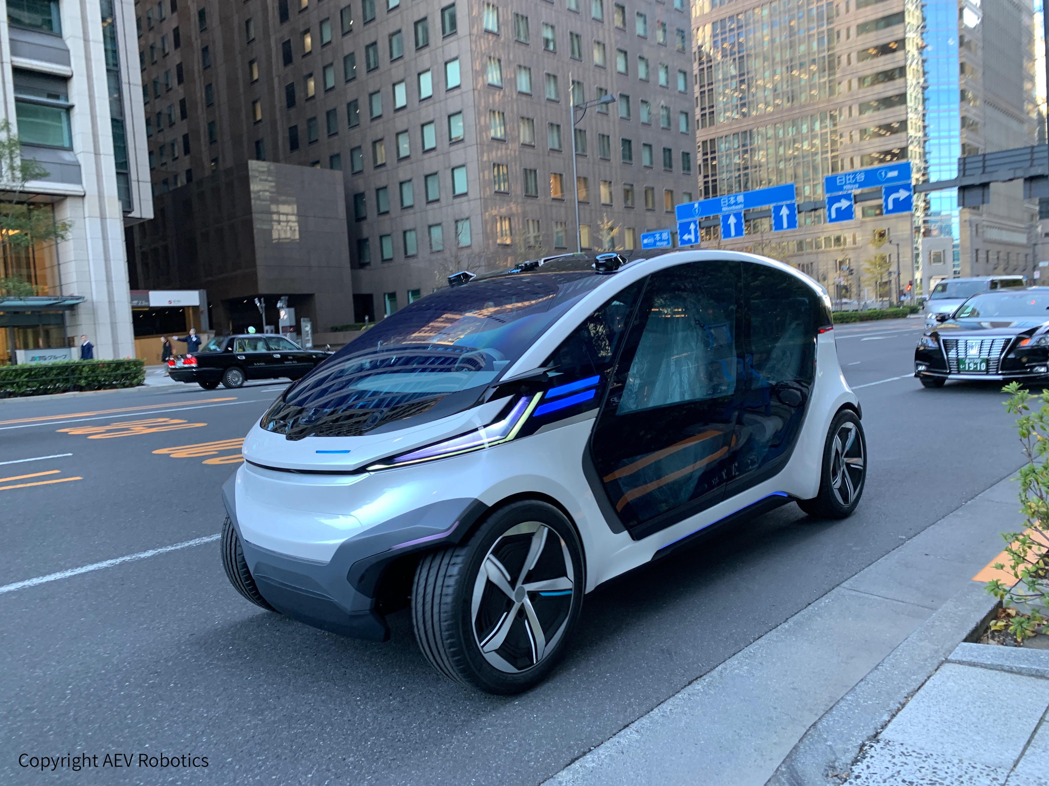 AEV Robotics e il veicolo modulare segreto | CES 2019 thumbnail
