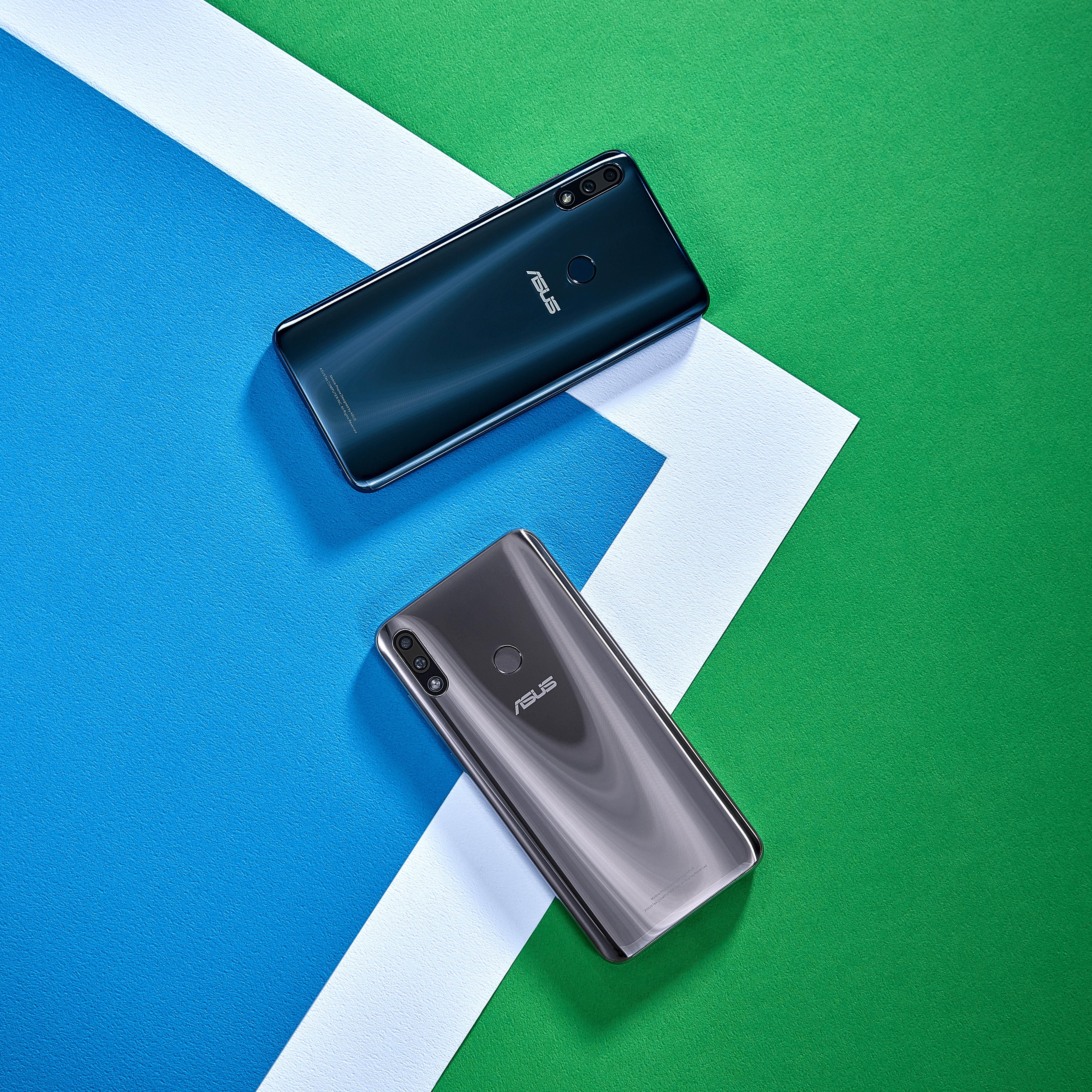 Asus ZenFone Max M2 e ZenFone Max M2 Pro arrivano in Italia thumbnail
